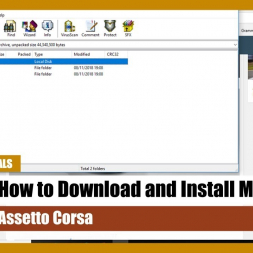 TUTORIAL: How to Install Mods in Assetto Corsa