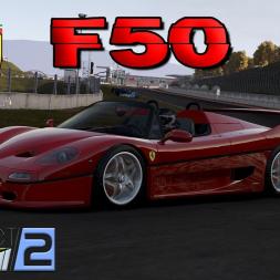 Project Cars 2 * Ferrari F50 [mod download]