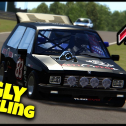 Ugly Duckling - Yugo Evo 4WD - Assetto Corsa VR