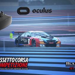 Assetto Corsa Competizione VR * BMW M6 GT3 * Paul Ricard [WET]