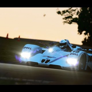 Assetto Corsa - Petit Le Mans Trackday - Turn the volume up!
