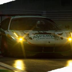 Assetto Corsa - Night and Rain MOD - (Max Graphics/1440p) Ferrari 488 GT3 at Monza