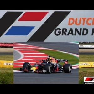 Win for Max Verstappen @ Zandvoort F1 GP of the Netherlands 2020