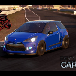 Project Cars 2 * Citoren DS3 Racing [mod download]