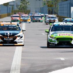 Assetto Corsa - V8SCORSA MOD - at Macau