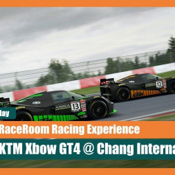 Early Access: RaceRoom KTM Xbow GT4 @ Chang International