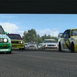 DTM 1992 @ Mid Ohio | Raceroom VR