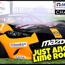 Just Another LIme Rock Day  - iRacing Production Car Challenge -  Lime Rock Park - iRacing VR