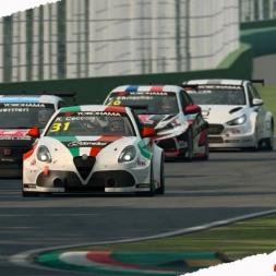 Raceroom WTCR 2018 (Max Graphics/1440p) Alfa Romeo Giulietta at Imola