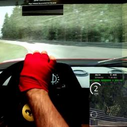 AC - Nordschleife - Ferrari F40 - Track day