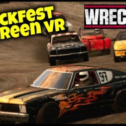 Wreckfest Bigscreen VR