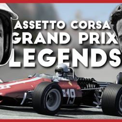 WHAT A MOD! Assetto Corsa Grand Prix Legends mod