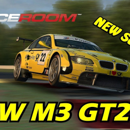 New Sounds - BMW M3 GT2 - RaceRoom Racing Experience