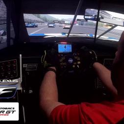 Super GT GT500 Fuji Onboard (Assetto Corsa)
