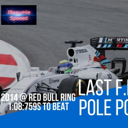 rFactor2 2014 Williams Fw36 @ Red Bull Ring