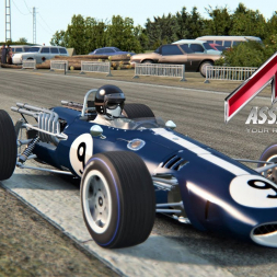 Time Attack Tuesday: 1967 Eagle F1 on 1966 SPA!