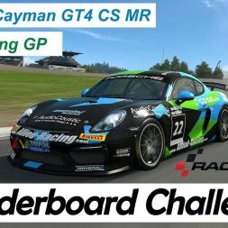 Porsche Cayman GT4 CS MR - Nürburgring GP - Leaderboard Challenge - RaceRoom Racing Experience