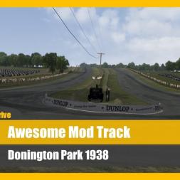 Donington Park 1938: Assetto Corsa Talk 'n' Drive