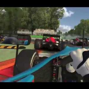 Iracing VR / new Dallara F3 @ Monza