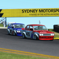 rfactor 2  70s Tin tops at Eastern creek  Online