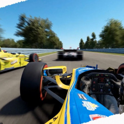 Project CARS 2 Indycar Honda race At Watkins Glen