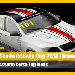 Skoda Octavia Cup 2018 (DOWNLOAD) - New Assetto Corsa Mod