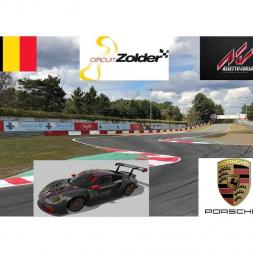 Porsche 911 RSR - 10 laps GT3 race @ Zolder 2018