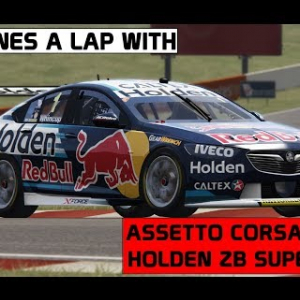 VR / Assetto Corsa / Holden ZB Supercar / Bathurst