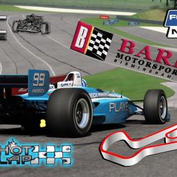 Assetto Corsa * Alabama Racing Course * Formula NA hotlap [out now]