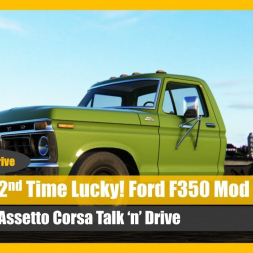 Ford F350 Talk 'n' Drive - Assetto Corsa (DOWNLOAD)