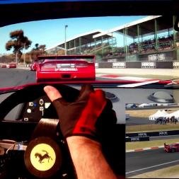 pC2 - Bathurst - Ferrari F40 LM - ACE AI race