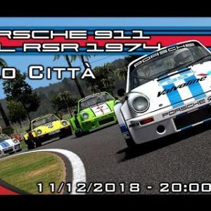 #Automobilista | Classic Porsche 911 at Velo Città | With AMSUnofficial.net