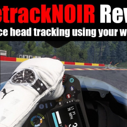 FaceTrackNOIR review - Webcam head tracking for sim racing!