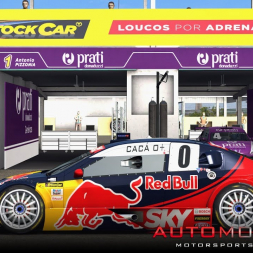 #Automobilista Community Cup Official Stream | Race 3 | Stock V8 at Bathurst