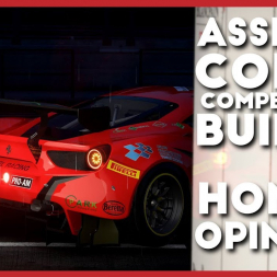 Assetto Corsa Competizione Build 4 - Honest Opinions