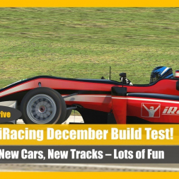 iRacing: New Content and December 4th New Build First Look