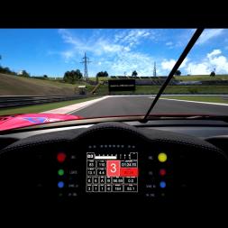 Assetto Corsa Competizione : découverte de la simulation #1
