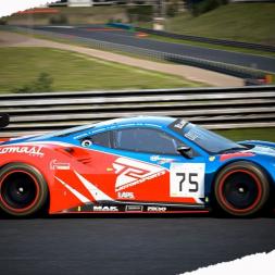 Assetto Corsa Competizione (Max Graphics/1440p) Build 04 Ferrari 488 GT3 at Hungaroring