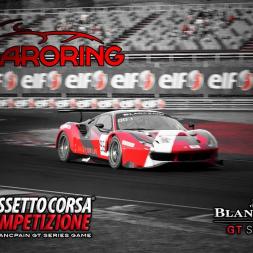 Assetto Corsa Competizione * Ferrari 488 GT3 * Hungaroring