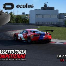 Assetto Corsa Competizione VR * Ferrari 488 GT3 * Hungaroring