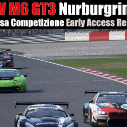 Assetto Corsa Competizione - BMW M6 GT3, Nurburgring GP race.