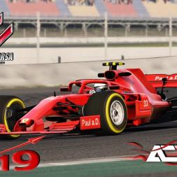 Assetto Corsa * Formula one 2019 [beta]