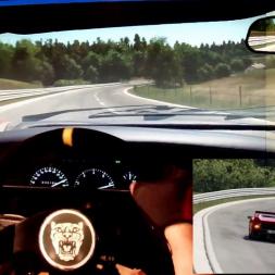 pC2 - Belgium Historic - Jaguar XJ220 S - ACE AI race