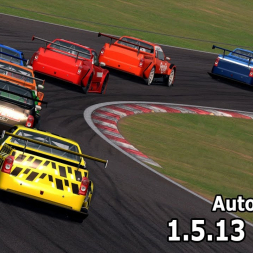 Automobilista 1.5.13 update overview + what's next in 2018?