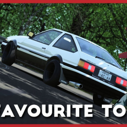 MY FAVOURITE 5 TOUGE TRACKS