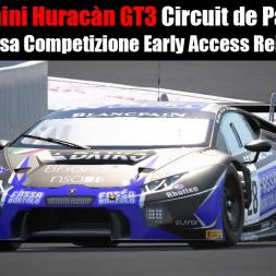 Assetto Corsa Competizione | Lamborghini Huracàn GT3 | Circuit de Paul Ricard race.
