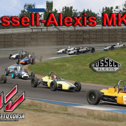 Assetto Corsa * Formula Ford - Russell Alexis Mk.14 [out now]