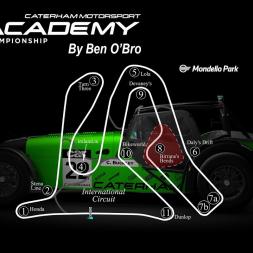 Assetto Corsa - Caterham Academy 2017 - Mondello Park (International) - Hotlap