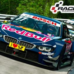 Raceroom Racing Experience DTM at Nordschleife (PT-BR)