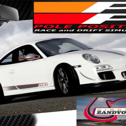 Assetto corsa Porsche GT3 RS 4.0 BZ SIMWORK  CAR